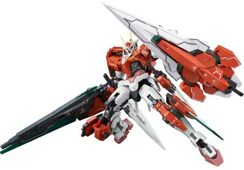 Bandai RG 1/144 00 Gundam Seven Sword/G inspection model kit