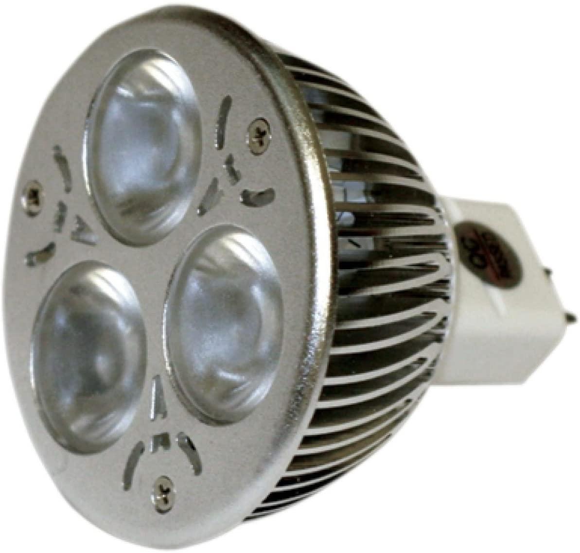 Custom Dynamics Cool Magic LED MR16 Halogen Bulb CCMR16X2