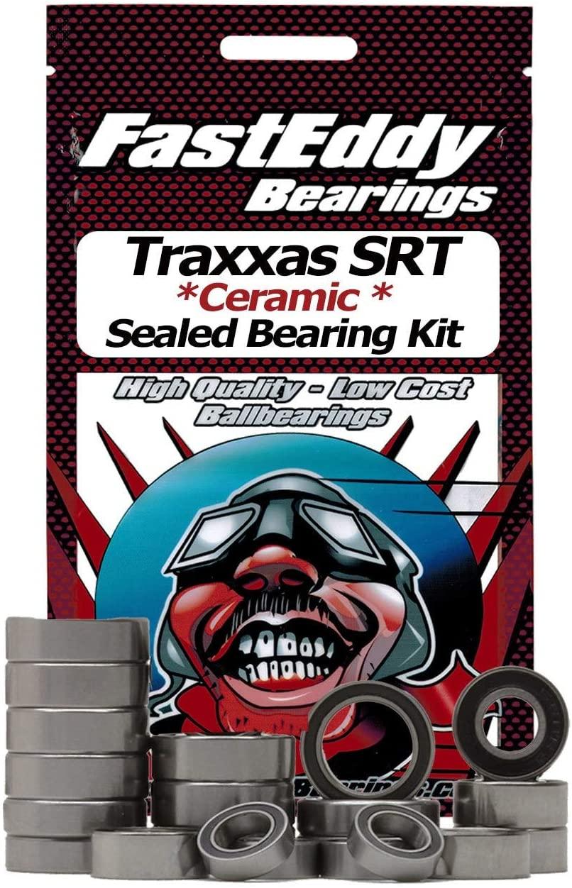 Traxxas SRT Ceramic Rubber Sealed Bearing Kit