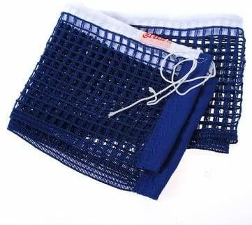 Table Tennis Ping Pong Exercise Mesh Net 178x15.5cm Blue
