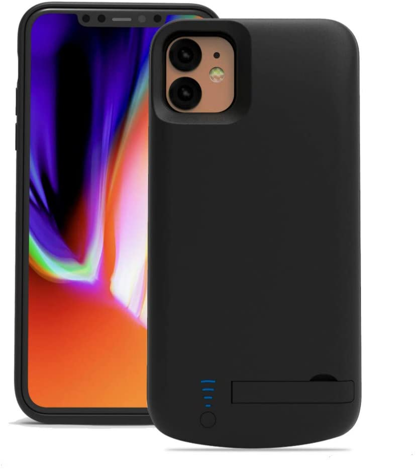Fey-US 6000mAh Battery Case Compatible with iPhone 11 Pro Max [6.5