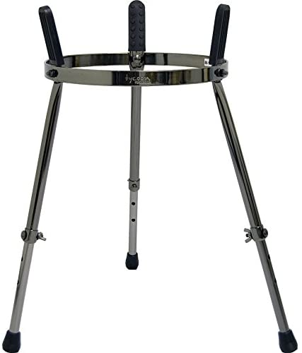 Tycoon Percussion MTCS-100BP Master Series Singe Requinto Stand, 10-Inch