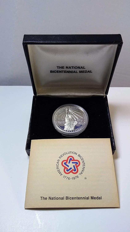 The National Bicentennial Medal 1776-1976
