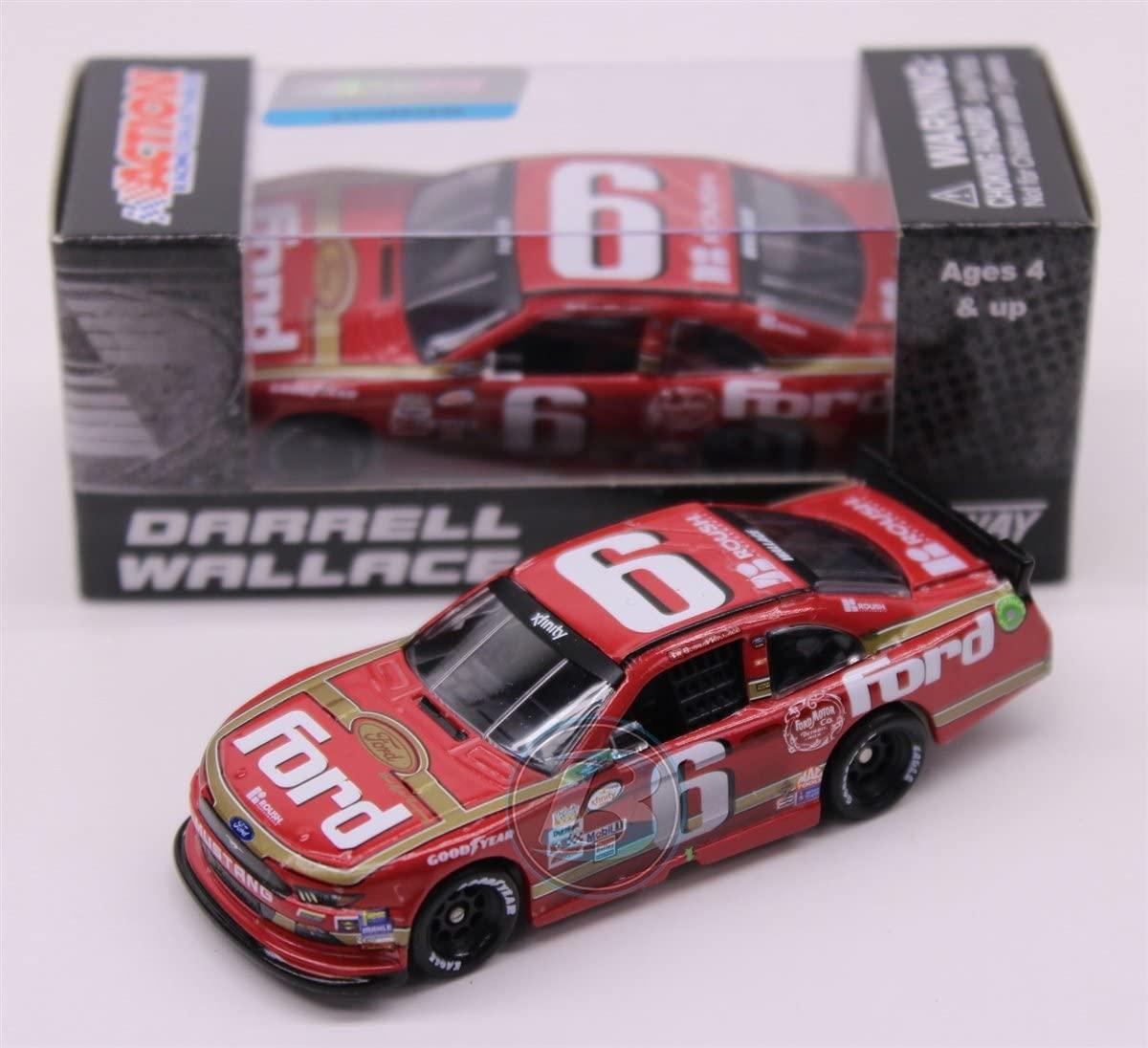 Lionel Racing Darrell Wallace Jr 2016 Ford Darlington Special 1:64 Nascar Diecast