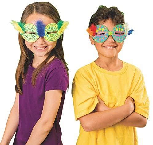 Miller Supply, Inc. Rock Star Glasses Craft Kit (Pack of 30) - SSW-GP262