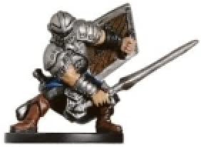D & D Minis: Man-at-Arms # 8 - Aberations