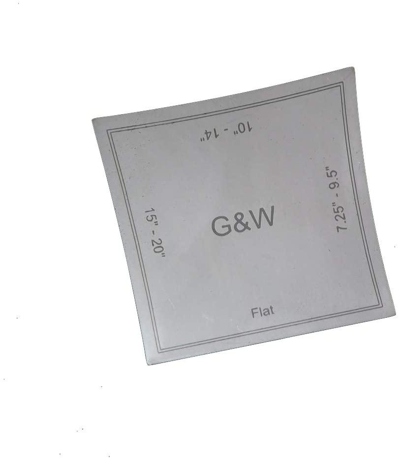 G&W Fret Slot Depth Gauge Stainles Steel