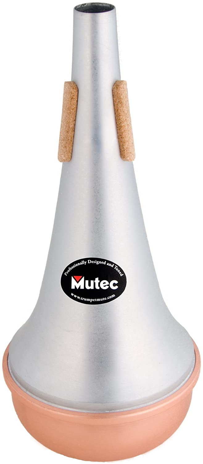 Mutec MHT208 Straight Mute for Trombone - Copper Bottom
