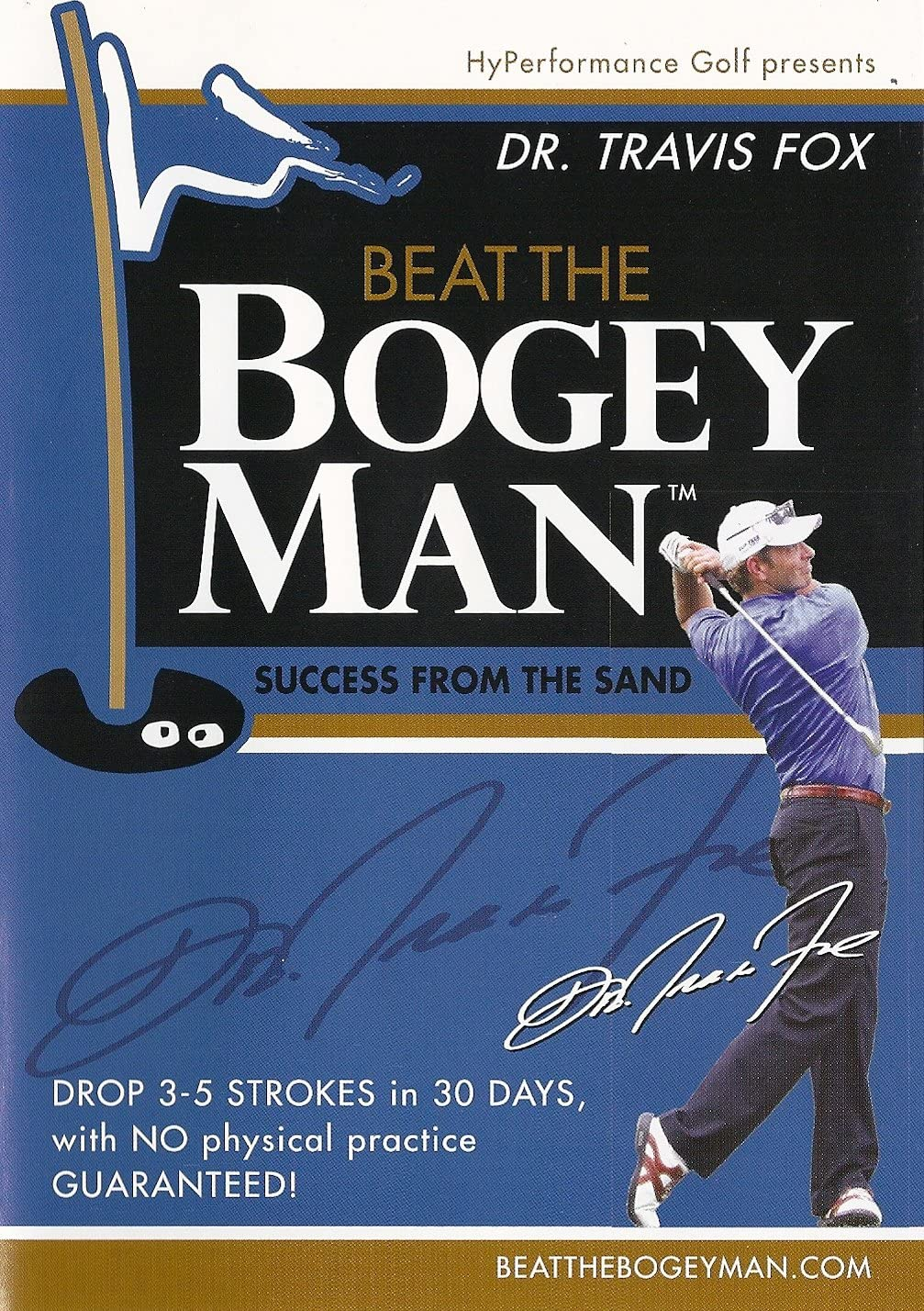 Beat The Bogey Man - Success from the Sand - (2-DVD set)