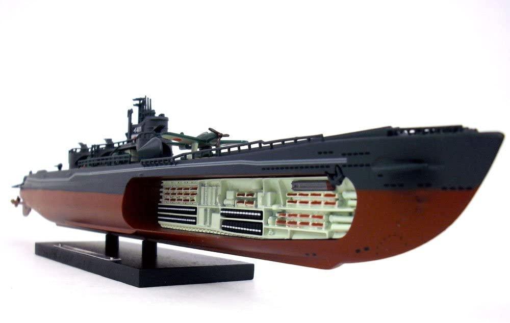 Japanese Sen Toku-Class Submarine I-401 1/350 Scale Diecast Metal Model