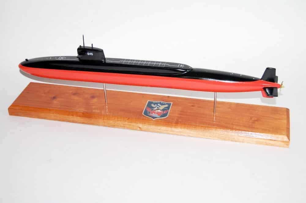 USS James K. Polk SSBN-645 Submarine Model