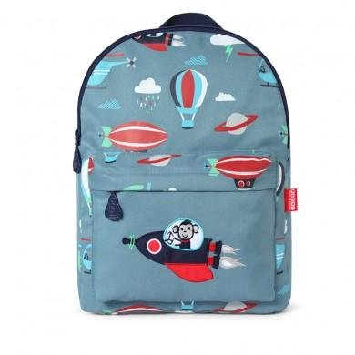Penny Scallan Backpack Space Monkey–Large Backpack–Space Monkey