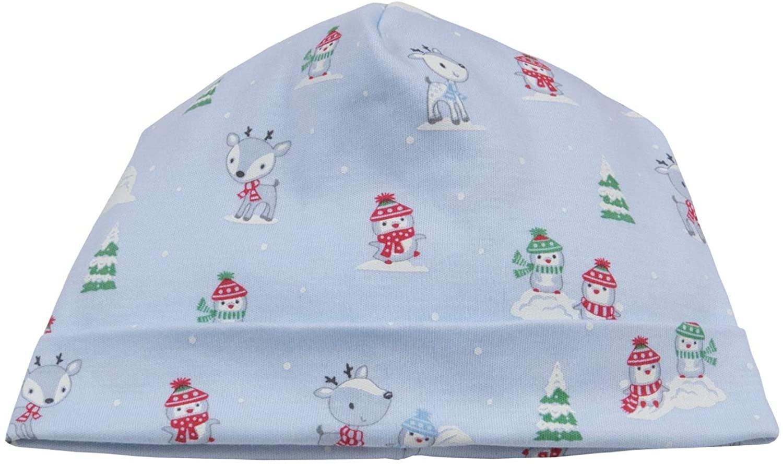 Kissy Kissy Baby-Boys Infant Snow Day Print Hat
