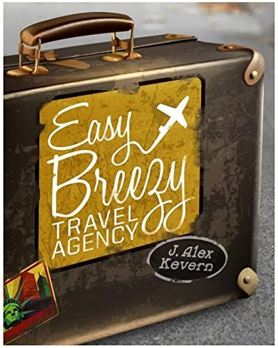 Greater Than Games Easy Breezy Travel Agency Card Game