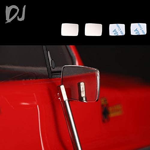 Parts & Accessories Metal Rearview Mirror for 1/10 RC Crawler Car TRX4 T4 K5 Blazer