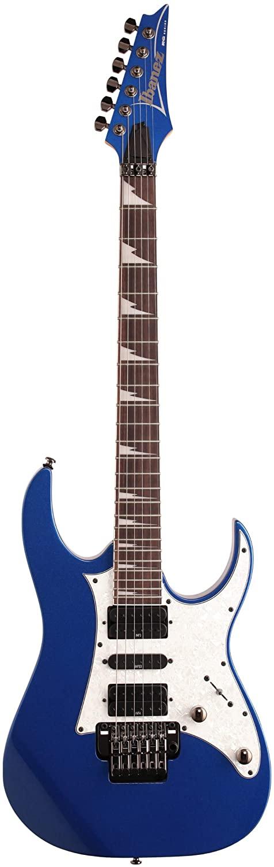 Ibanez RG450DX RG Series Electric Guitar Starlight Blue