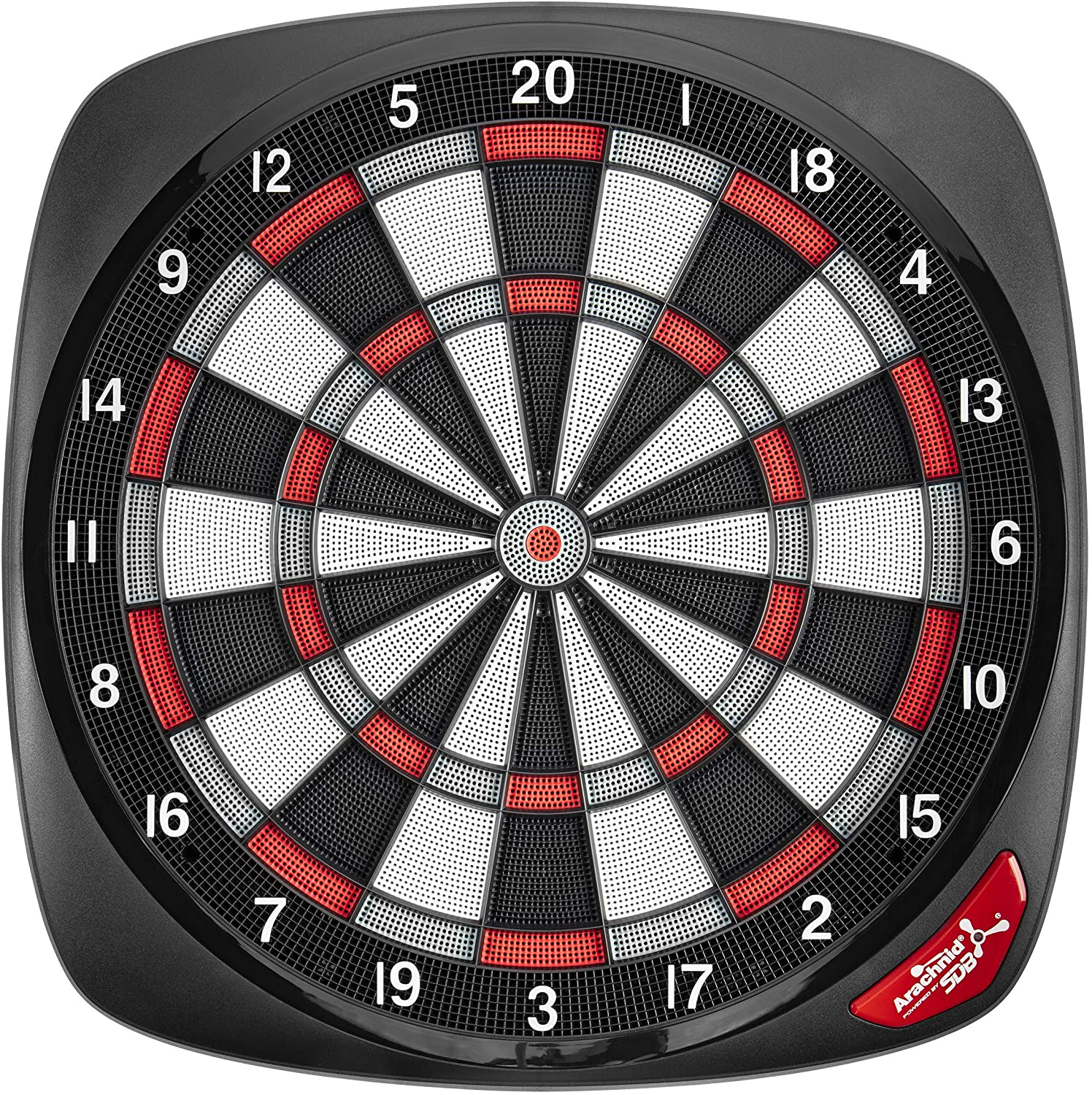 Arachnid SDB4000 Electronic Soft Tip Smart Dartboard with Online Game Play