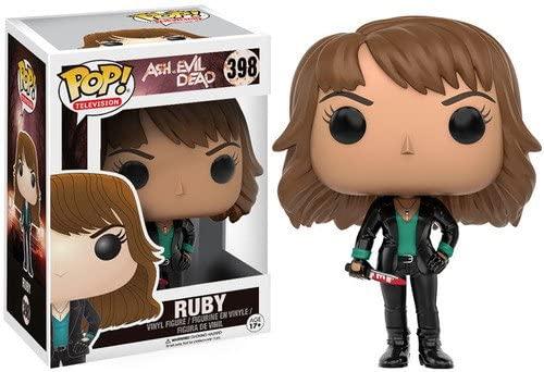 Funko Ash vs Evil Ruby Knowby Pop Television Figure