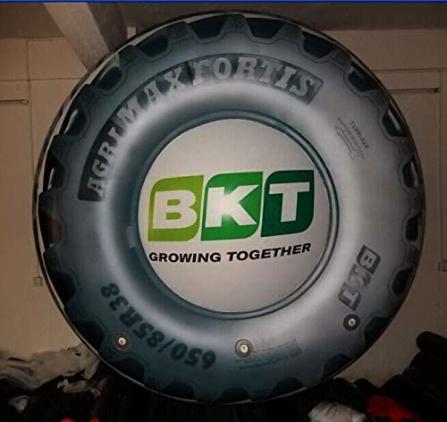 Inflatable Car Tire Balloon/Advertising Flying Tyre Balloon