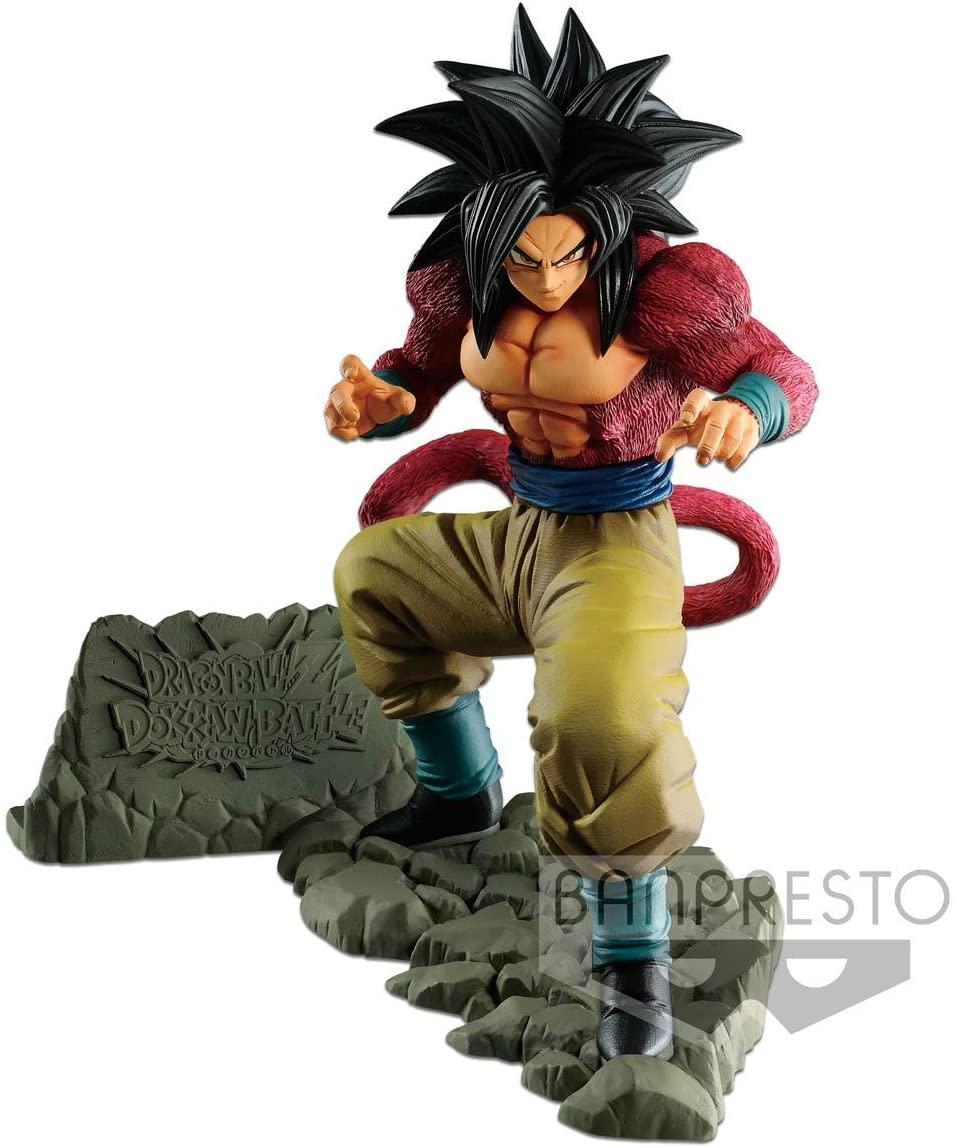 Banpresto BP35781 Dragon Ball Figure(TBA), Multicolor