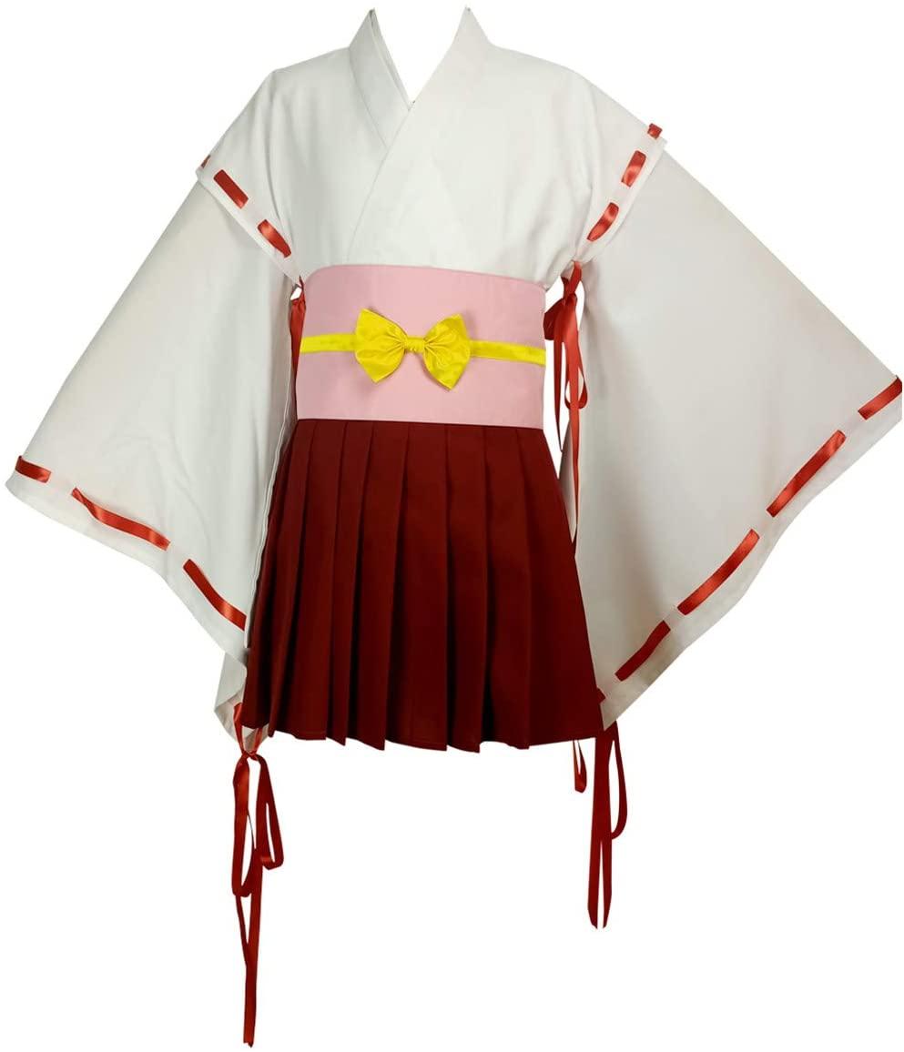 Lvcos Sekirei Musubi Fight Cosplay Costume (Female M)