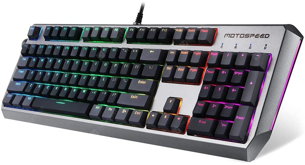 Wired Mechanical Gaming Keyboard CK80