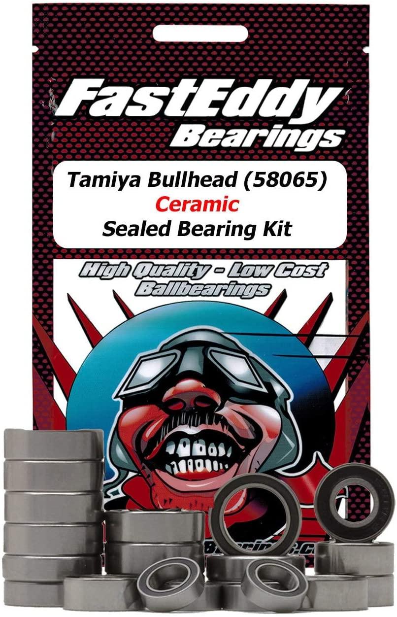 Tamiya Bullhead (58065) Ceramic Sealed Bearing Kit