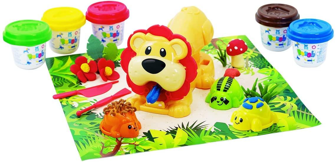 PlayGo Jungle Animal Press - Clay Dough