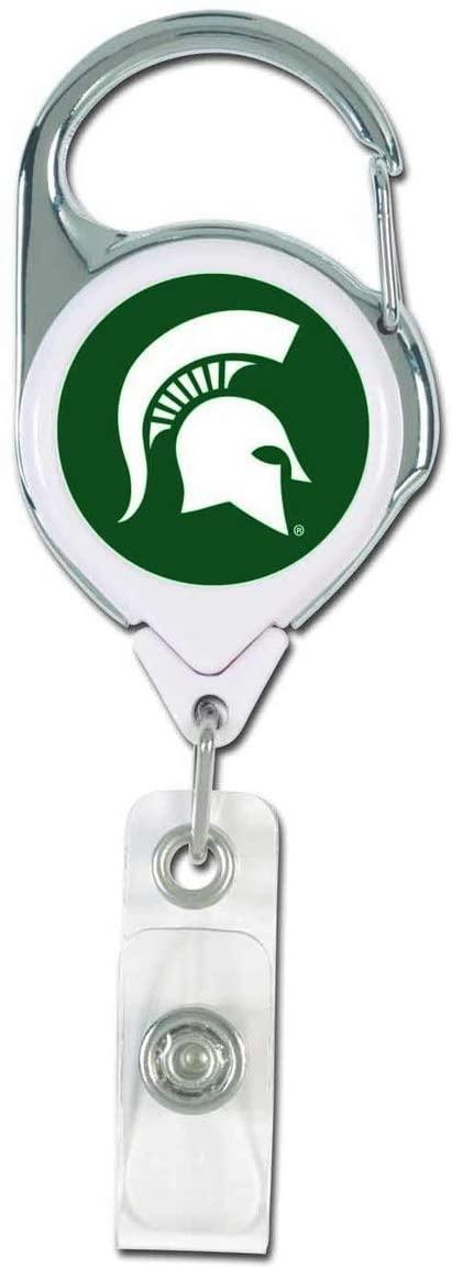 NCAA Michigan State Spartans Premium Badge Reel
