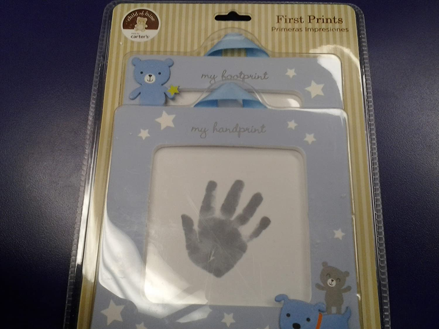 Child of Mine Baby's First Prints Kit