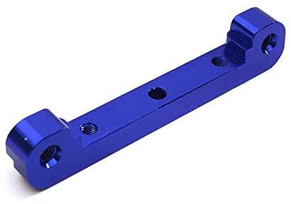 Integy RC Model Hop-ups C28767BLUE Billet Machined Front-Front Suspension Hanger for 1/8 Kraton & Outcast 6S BLX