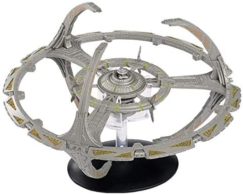 Star Trek The Official Starships Collection | Deep Space 9 XL Edition by Eaglemoss Hero Collector