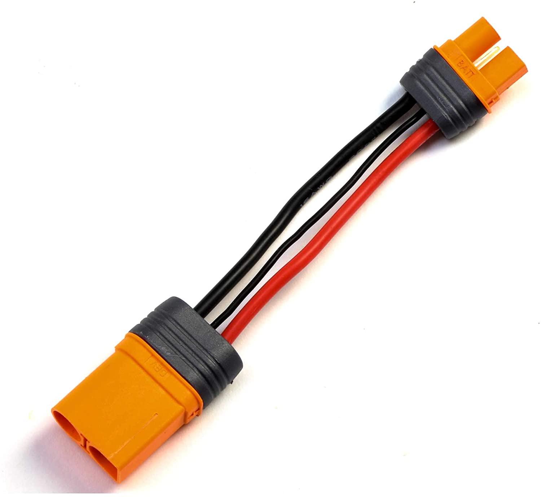 Spektrum Adapter: IC3 Battery / IC5 Device, SPMXCA507