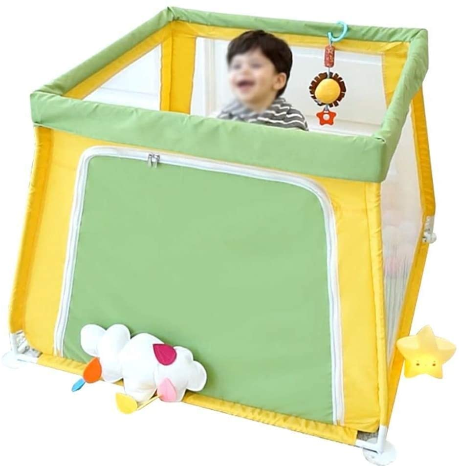 Children's Fence Baby Playpen Playpens Oxford Cloth Safety Fence Toddler Stable Visibility Portable Safety Fence