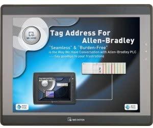 """Graphic HMI eMT3150A 15"""" TFT LCD, CPU 800Mhz, Ethernet Port, Aluminum Case"""