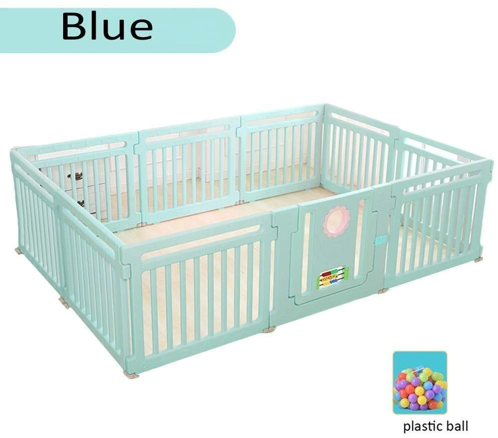 Children's Fence Baby Playpen Playpens Game Fence Fence Kids Activity Center Safety Playards Safety Fence (Size : 158X235X66.5CM)