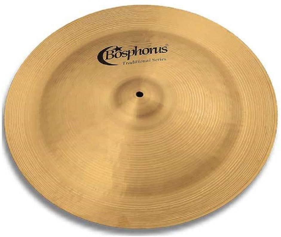 Bosphorus Cymbals T09CH 9-Inch Traditional Series China Cymbal