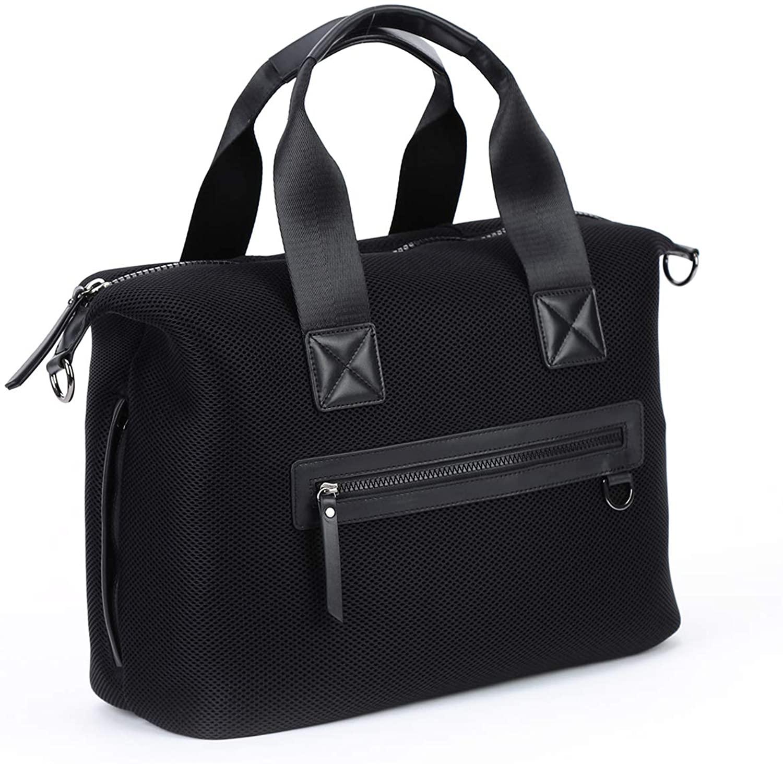 Perry Mackin City Diaper Tote - Large Capacity Multi-function Travel Baby Bag