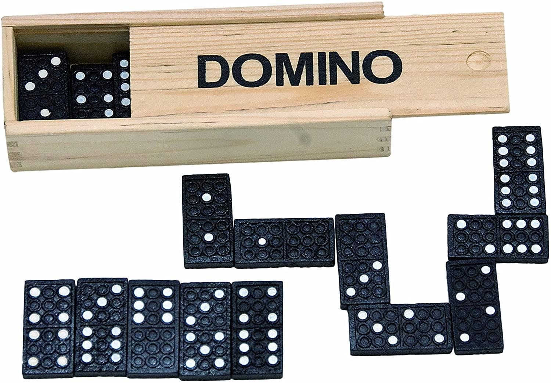 Woodyland Classic Domino (28-Piece)