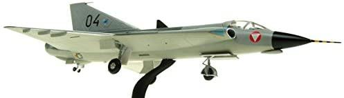 Aviation72 AV7241006 1/72 Saab Draken J35 Austrian Air Force 04