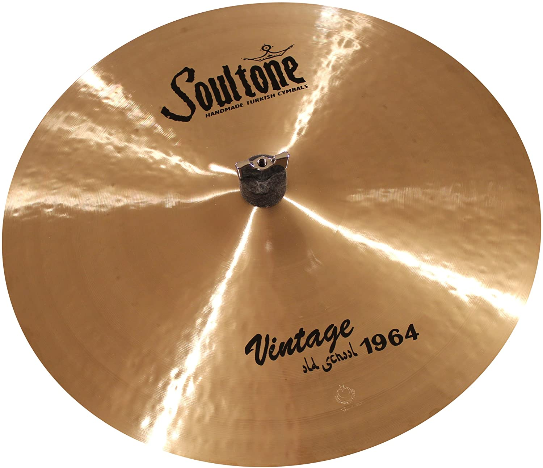 Soultone Cymbals VOS64-CHN21-21