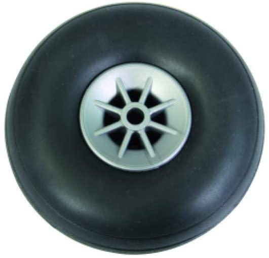 Jamara 177330 Pneumatic Tyres, 63 mm, Multi Colour