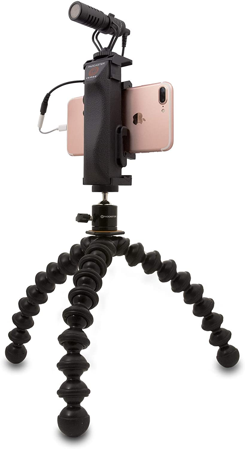 The Padcaster Verse Vlogger for Smartphones