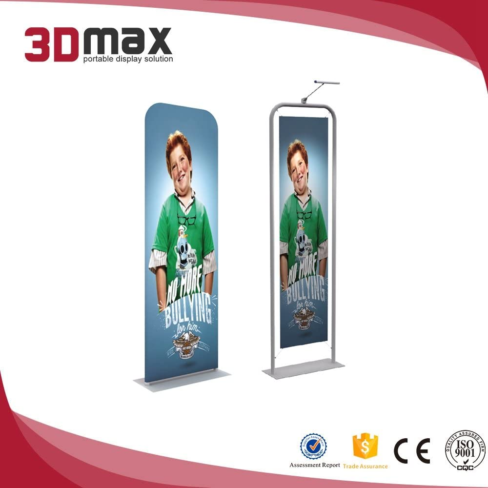 3DMAX Economy EZ Tube Banner Stands (24)
