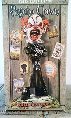 Bleeding Edge 6 Psycho Clown Bobble Head