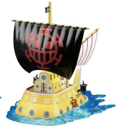 Bandai Hobby Trafalgar Law's Submarine One Piece - Grand Ship Collection