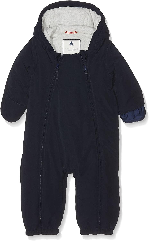 Petit Bateau Baby-Boys Newborn Snowsuit