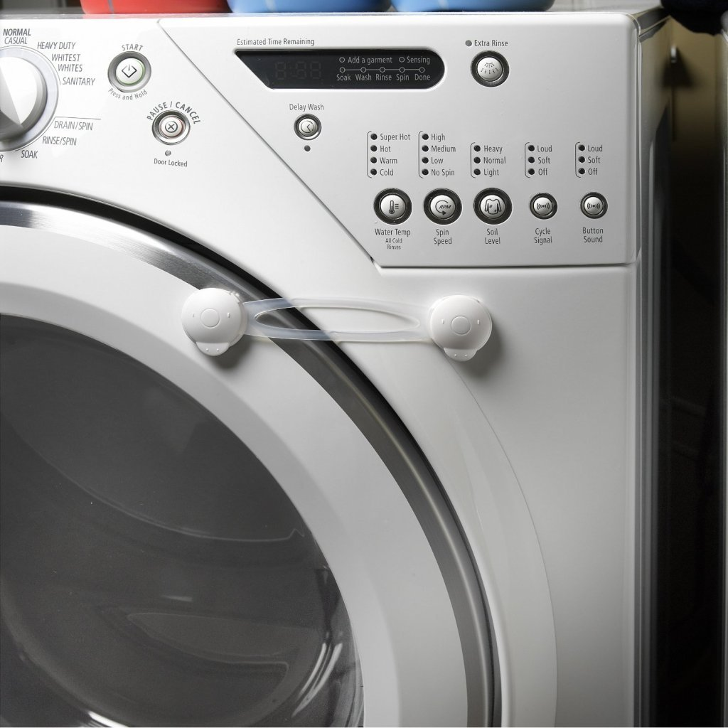 Parent Units Safe & Shut Washer & Dryer Locking Strap