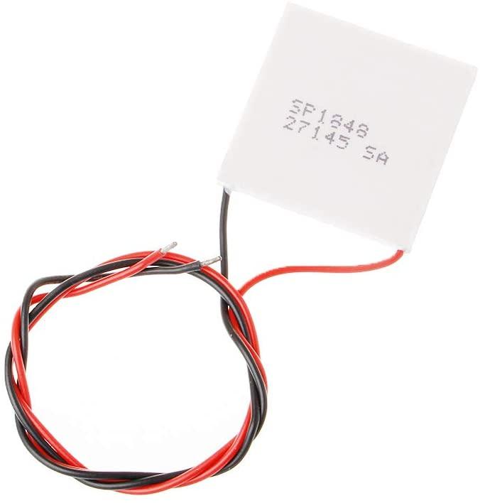 minansostey High Temperature Thermoelectric Power Generator Peltier TEG Module 40x40mm