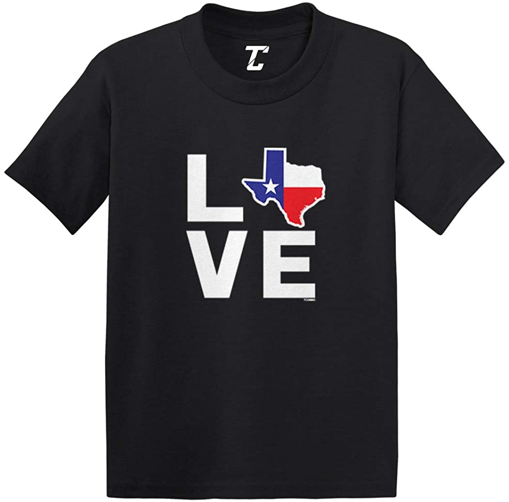 Love Texas - Texan Pride Strong Infant/Toddler Cotton Jersey T-Shirt